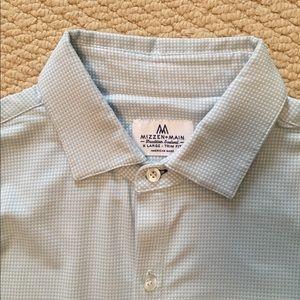 Mizzen + Main long sleeve dress shirt